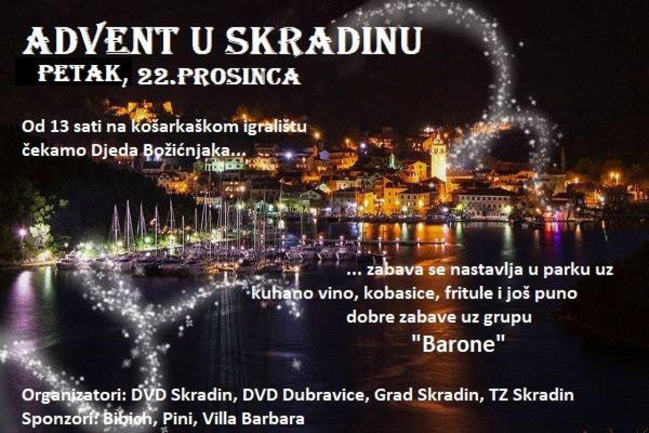 Advent u Skradinu