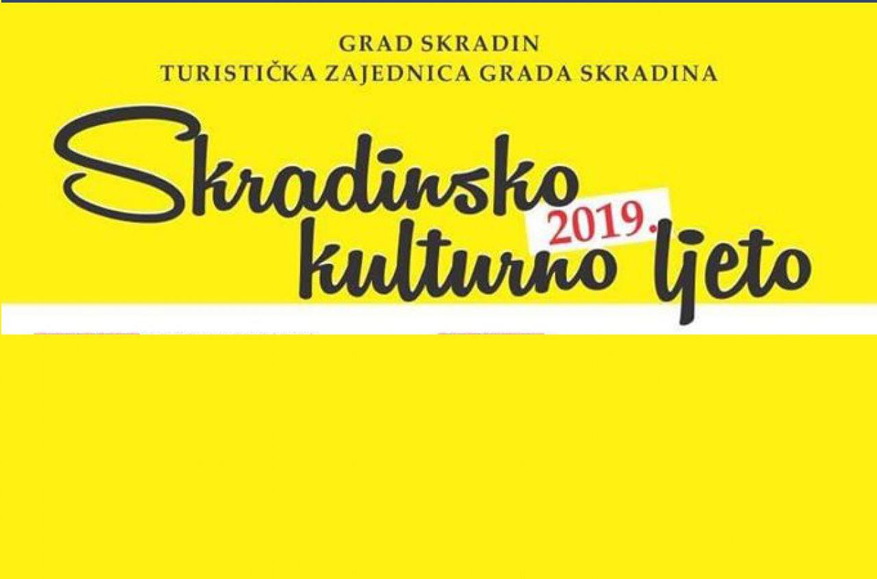 Skradinsko kulturno ljeto 2019