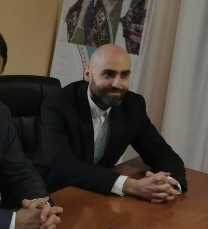 Antonijo Brajković - gradonačelnik Grada Skradina